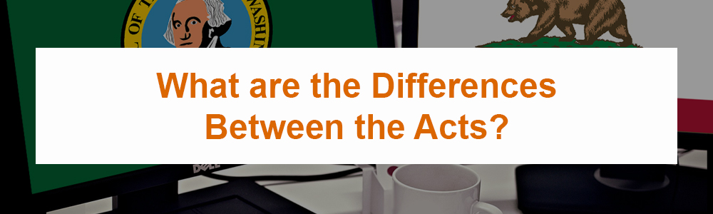 What are the Differences Between the Acts?