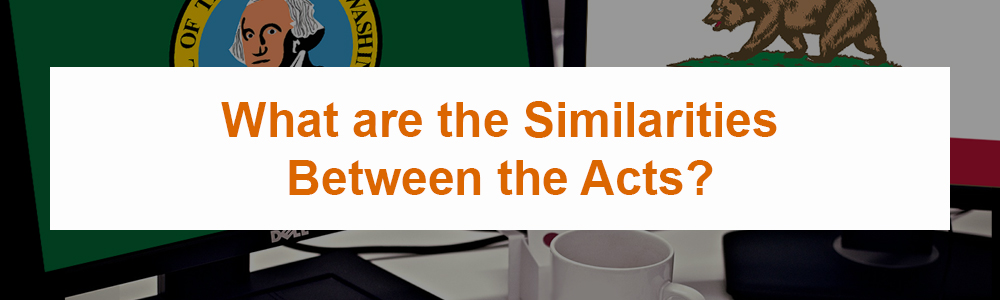 What are the Similarities Between the Acts?