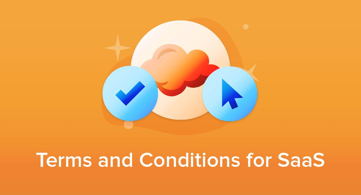 Terms and Conditions for SaaS