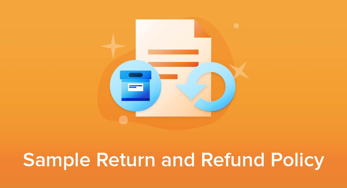 Sample Return and Refund Policy Template